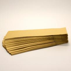 Пакет 100гр. Бумага крафт для кофе (10шт)