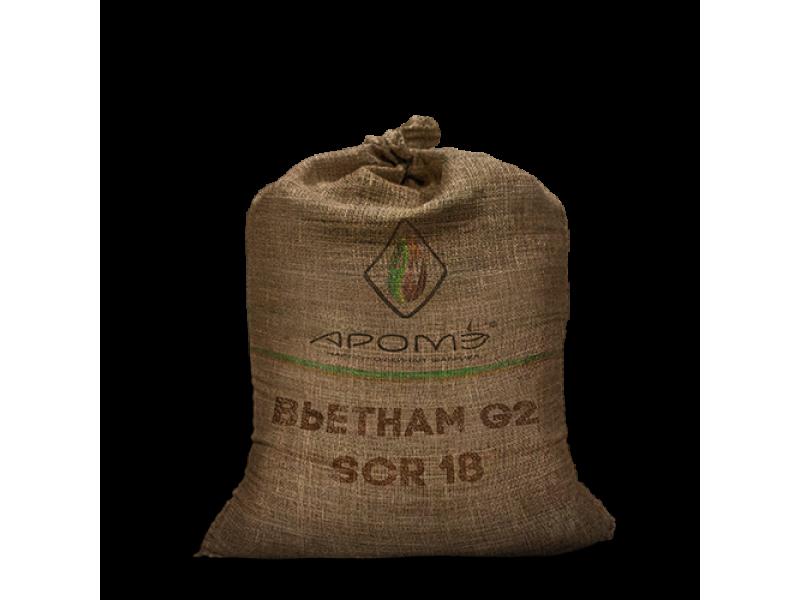 Вьетнам G2 scr 18, clean, 0,1% Black, 0,3% Brokens, 60 кг