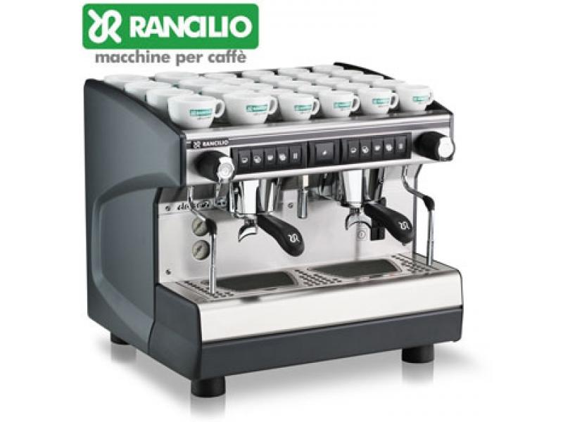 Rancilio Classe 7 E Compact, 2 группы