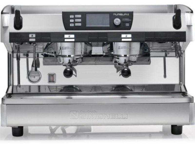 Nuova Simonelli Appia II Compact 2Gr S 380V +economizer+high+ autosteam