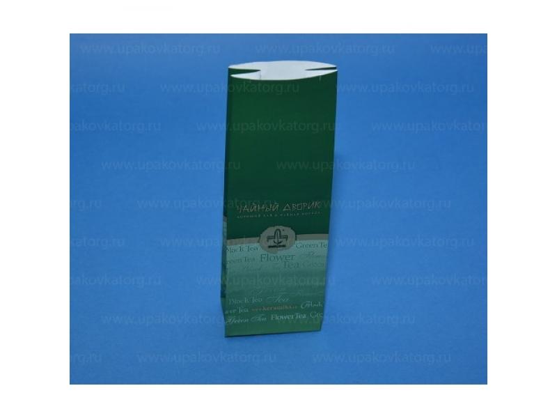 Бумажный пакет для чая