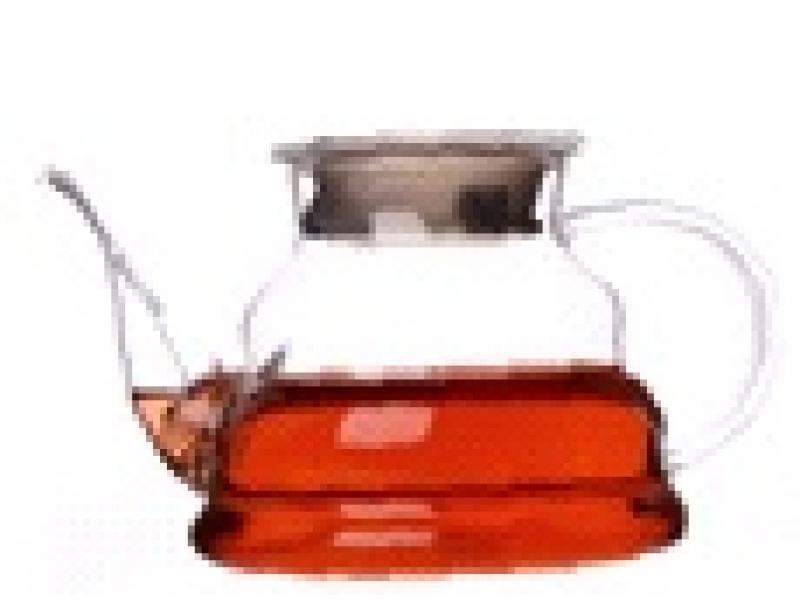 "Чайник из жаропрочного стекла ""Харио Колиус"" 700 мл."