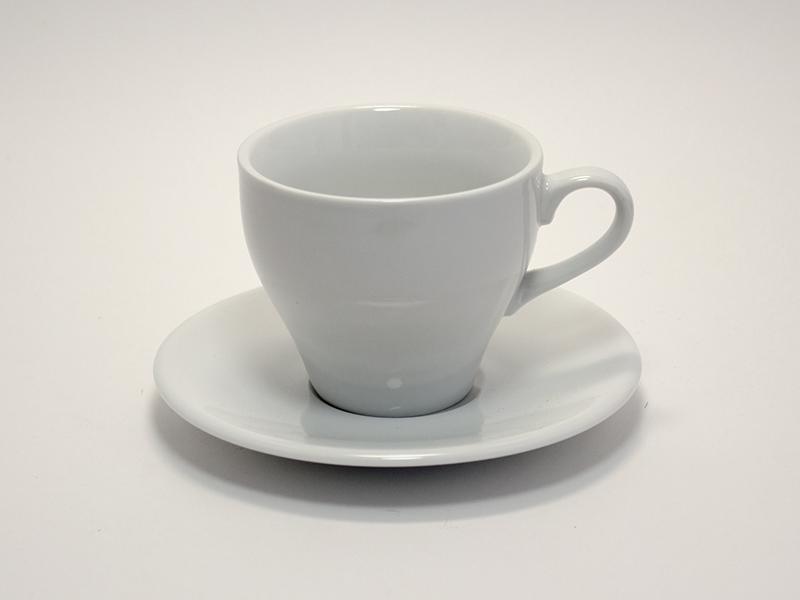 Чашка с блюдцем 200мл